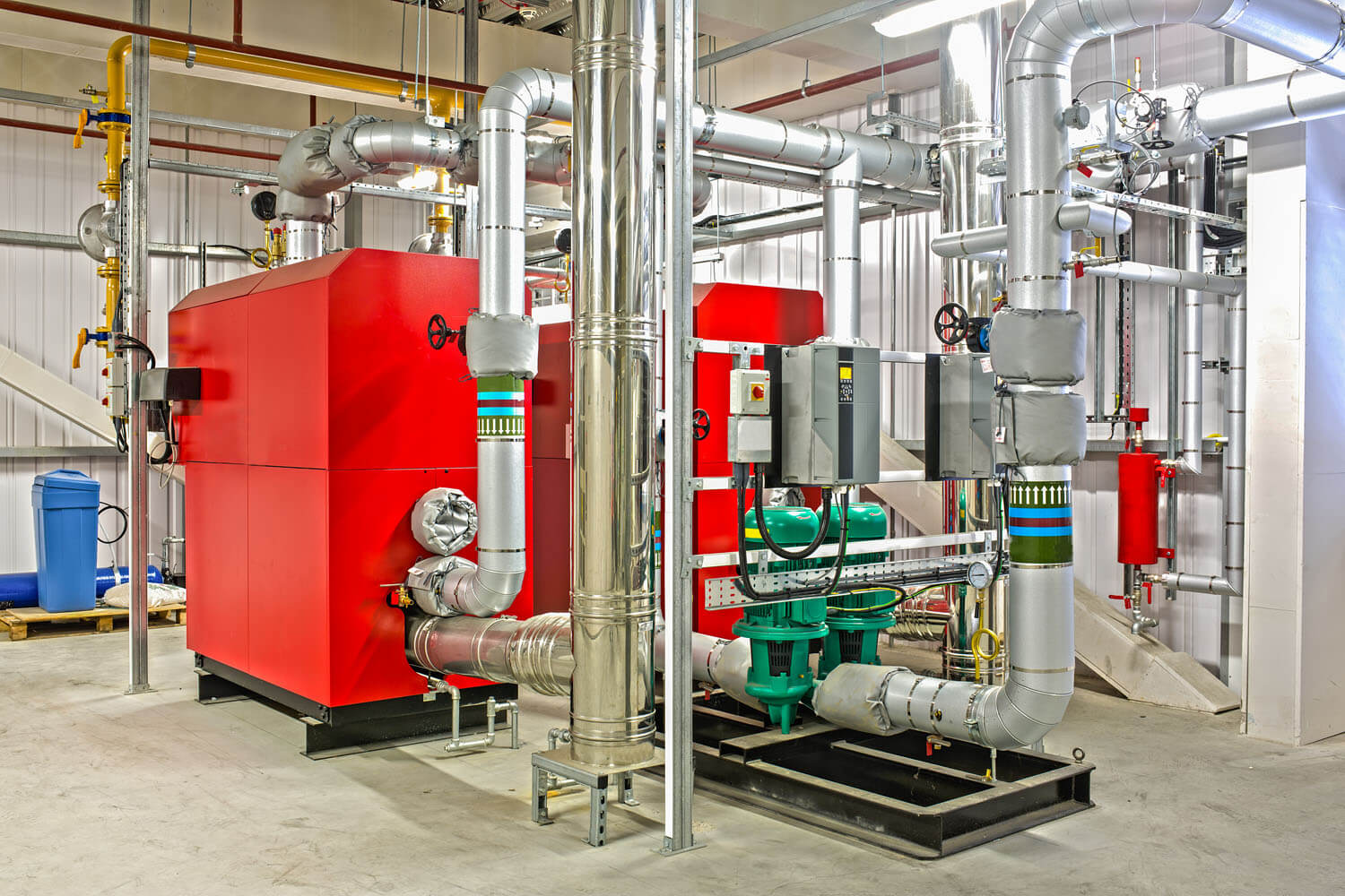 Commercial Boilers image
