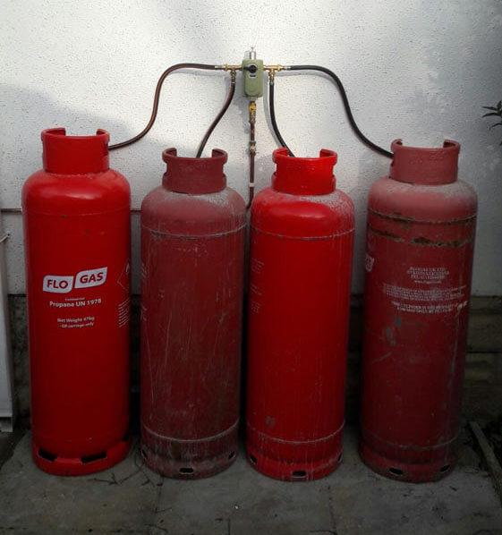 LPG Boilers image